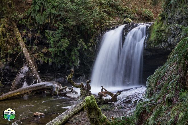 Stocking Creek Trail, Ladysmith, Canada