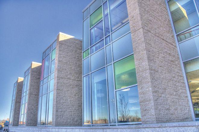 Strathcona County Library, Sherwood Park, Canada