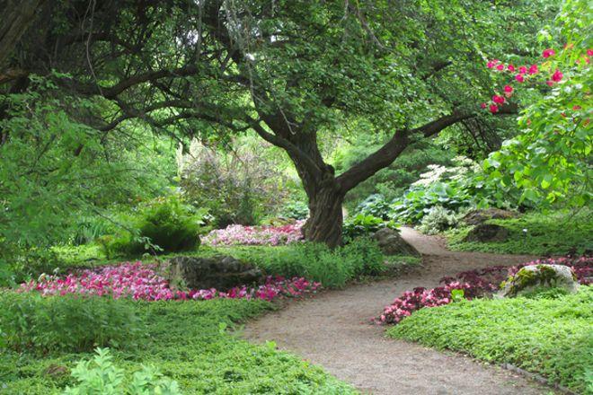Summerland Ornamental Gardens, Summerland, Canada