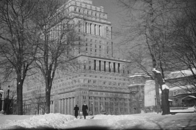 Sun Life Building (Edifice Sun Life), Montreal, Canada