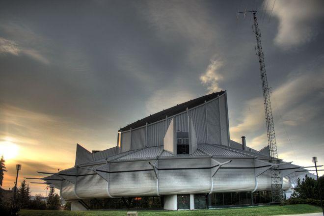 TELUS World of Science - Edmonton, Edmonton, Canada