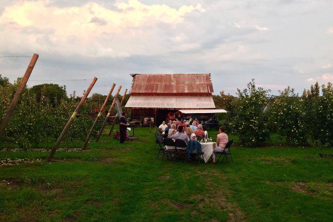 The Fruit Wagon, Harrow, Canada