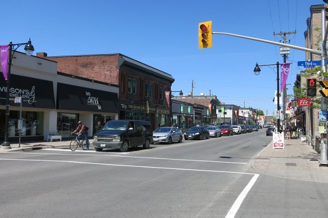 The Glebe, Ottawa, Canada