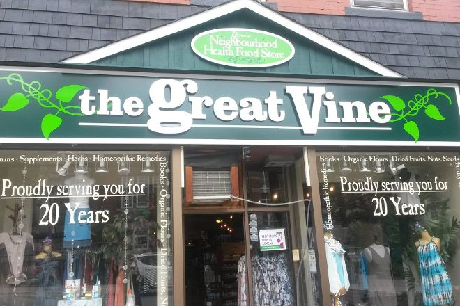 The Great Vine, Huntsville, Canada