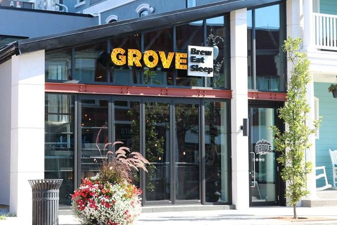 The Grove Brew House, Kingsville, Canada