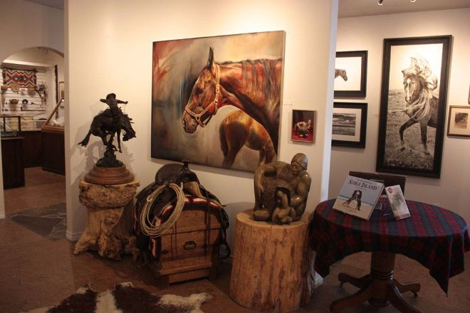 The Lost American Art Gallery and Museum, Longview, Canada
