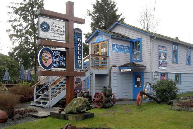 The Whale Centre, Tofino, Canada