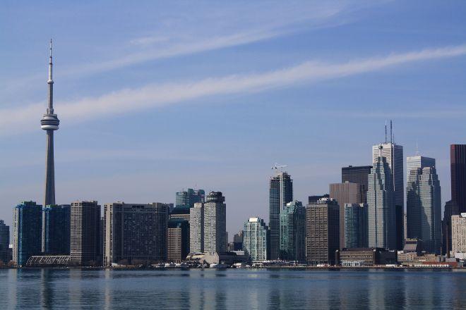 Toronto Harbour, Toronto, Canada
