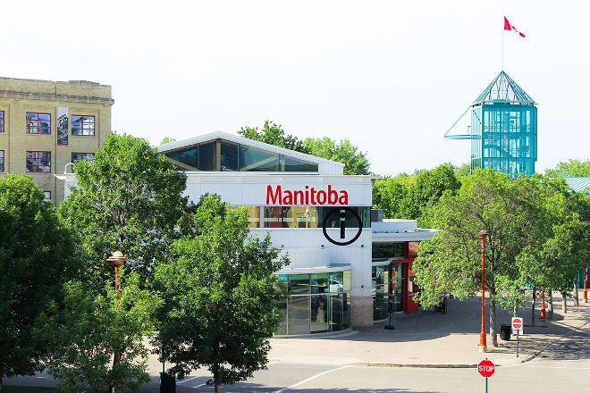 Manitoba Visitor Information Centre, Winnipeg, Canada