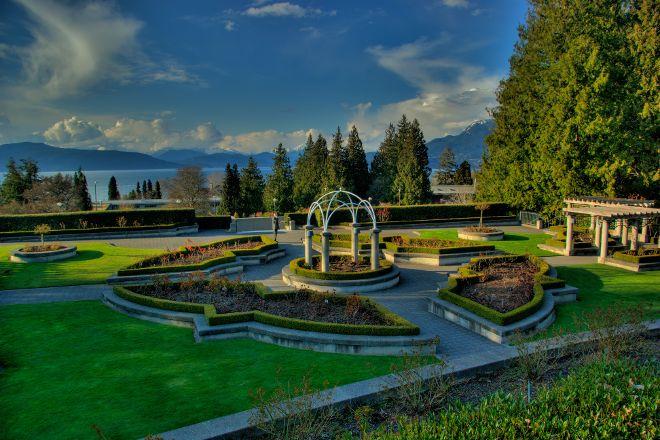UBC Botanical Garden, Vancouver, Canada