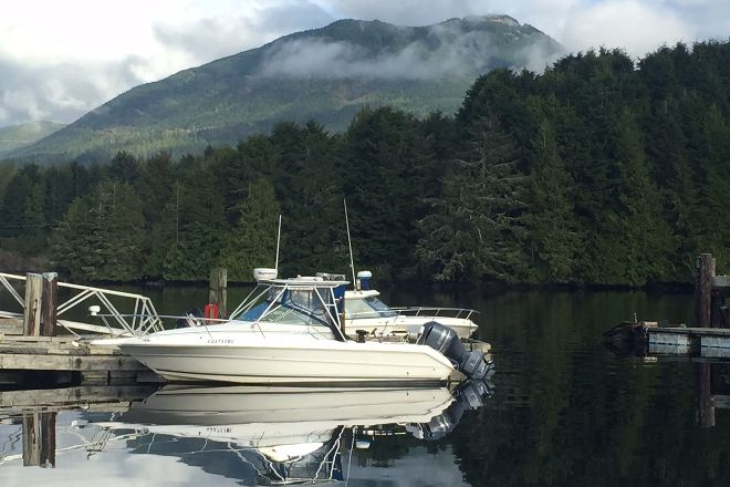 Ucluelet Private Charters, Ucluelet, Canada