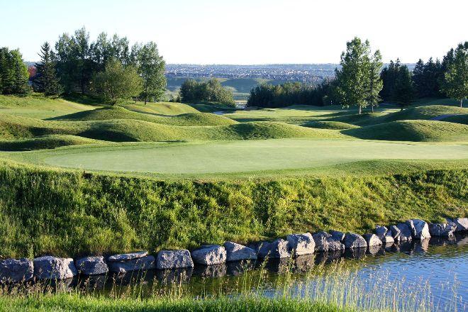 Valley Ridge Golf Club, Calgary, Canada