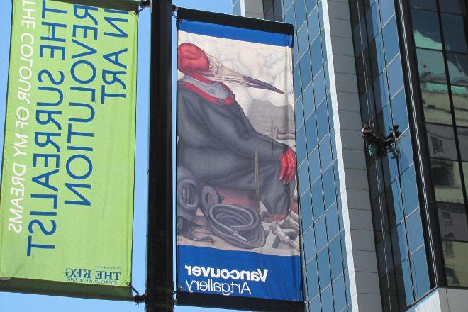 Vancouver Art Gallery, Vancouver, Canada