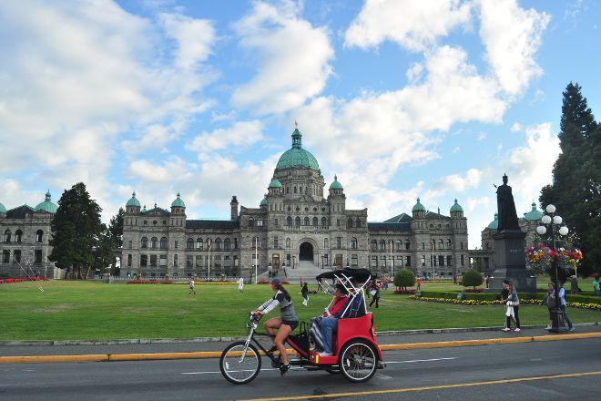 Victoria Pedicab Co Ltd, Victoria, Canada