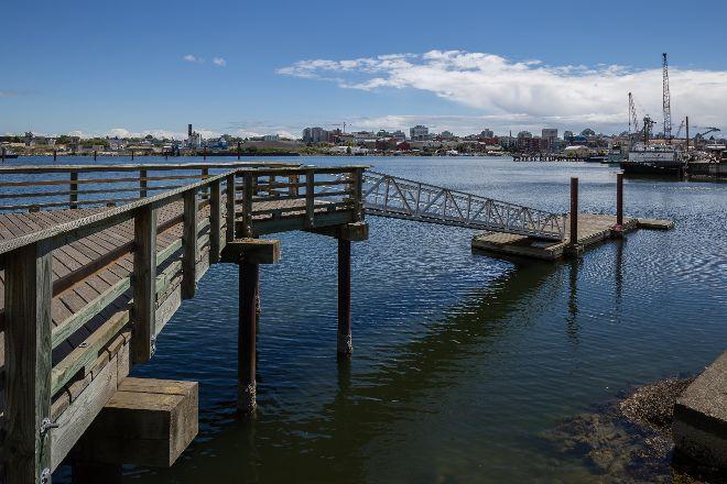 Victoria Pier, Victoria, Canada