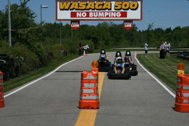 Wasaga 500 Go Karts, Wasaga Beach, Canada