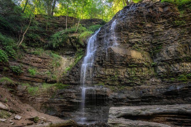 Waterfalls of Hamilton, Hamilton, Canada