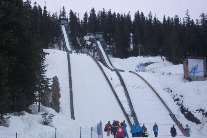 Whistler Olympic Park, Whistler, Canada