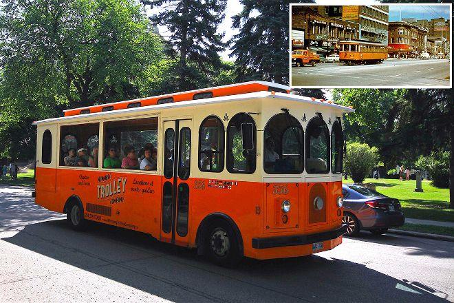 Winnipeg Trolley Company, Winnipeg, Canada