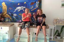 Hug Bucket Fish Spa, Santa Maria, Cape Verde