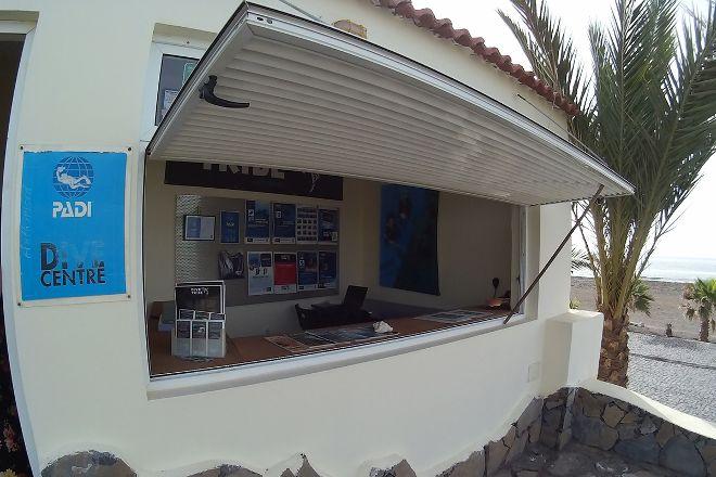 Blue Eden Divecenter, Porto Novo, Cape Verde