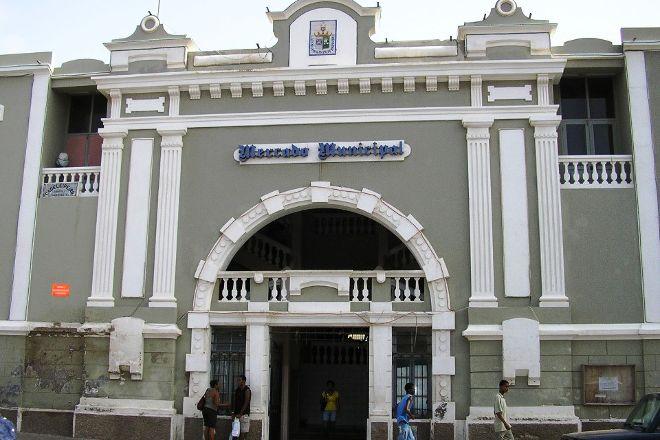 Mercado municipal mindelo, sao vicente, Mindelo, Cape Verde