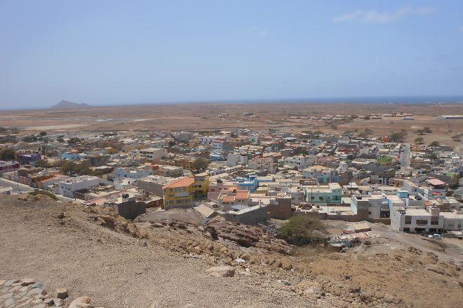 Monte Curral, Ilha do Sal, Cape Verde