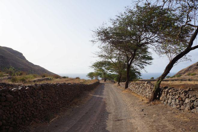 Porto Novo-Ribeira Grande Road, Porto Novo, Cape Verde