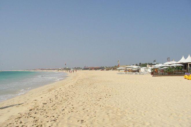 Praia de Santa Maria, Santa Maria, Cape Verde