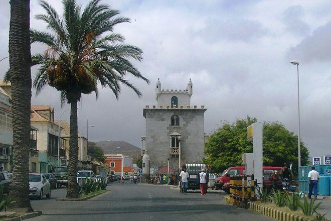 Torre de Belem, Mindelo, Cape Verde