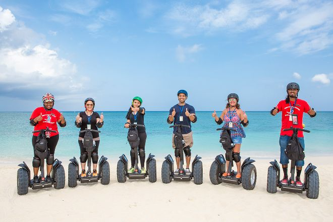Cayman Segway Tours, Grand Cayman, Cayman Islands
