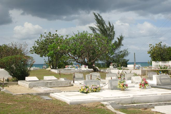 Cemetery Beach and Reef, Grand Cayman, Cayman Islands