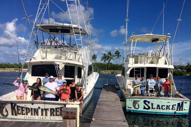 Slackem Fishing Charters, George Town, Cayman Islands