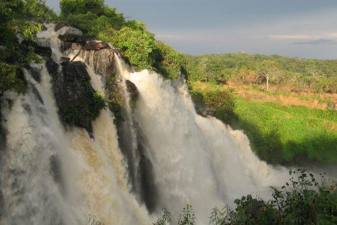 Les Chutes de Boali, Boali, Central African Republic