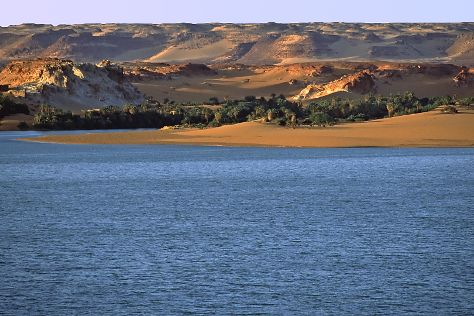 Lakes of Ounianga, Ennedi Region, Chad
