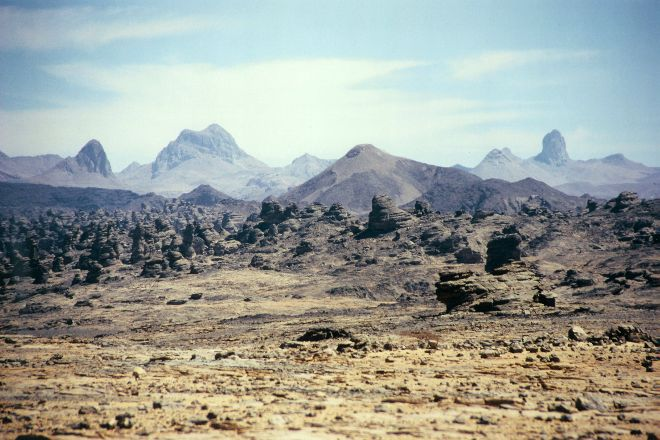 Tibesti Mountains, Tibesti Region, Chad