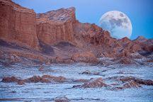 Cordillera de la Sal, San Pedro de Atacama, Chile