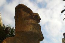 Moai, Vina del Mar, Chile