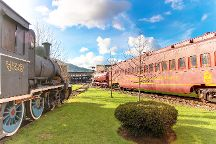 Museo Nacional Ferroviario Pablo Neruda de Temuco, Temuco, Chile