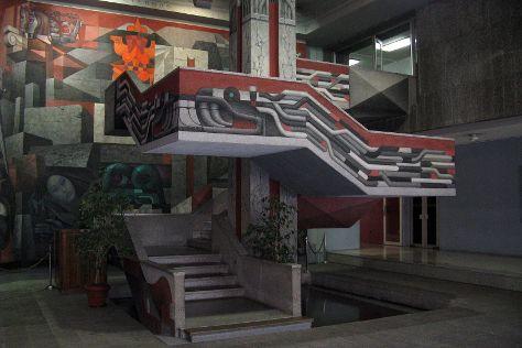 Casa del Arte - Pinacoteca, Concepcion, Chile