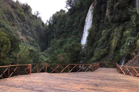 Cascadas de Tocoihue, Dalcahue, Chile