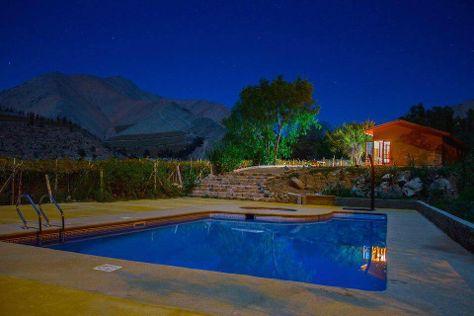 Elqui Spa, Monte Grande, Chile