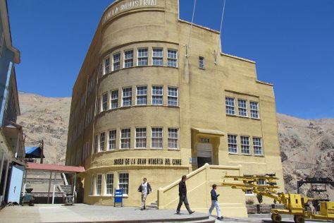 Museo de la Gran Mineria de Cobre, Machali, Chile