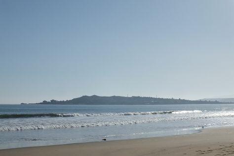 Playa Grande, Tongoy, Chile