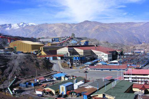Sewell, Machali, Chile