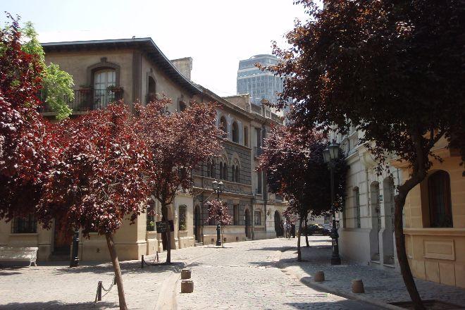 Barrio Paris Londres, Santiago, Chile