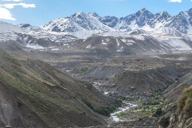 Cajon del Maipo, San Jose de Maipo, Chile