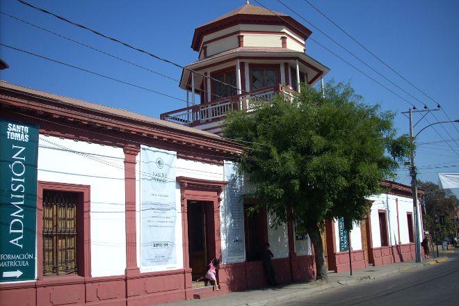 Casa Carmona, La Serena, Chile