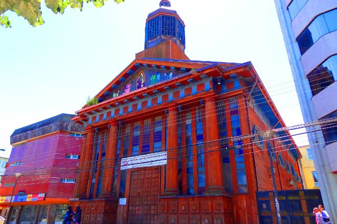 Catedral de Puerto Montt, Puerto Montt, Chile