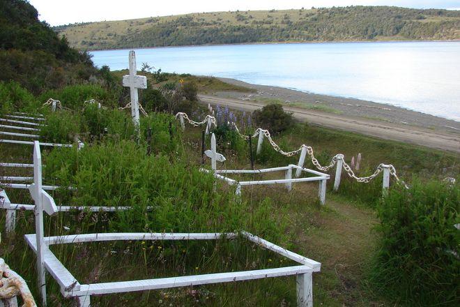 Cementerio Ingles, Punta Arenas, Chile